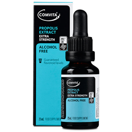 Comvita Propolis Extract PFL30 Alcohol Free - Immune Support - 25ml