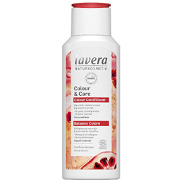 lavera Colour & Shine Conditioner - Organic Cranberry & Avocado- 200ml