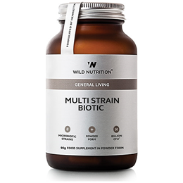 Wild Nutrition Multi-Strain Biotic - 100g