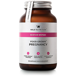 Wild Nutrition Food-Grown Pregnancy - 60 Capsules