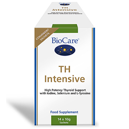 BioCare TH Intensive - High Potency Thyroid Support - 14 x 10g Sachets