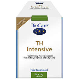 BioCare TH Intensive - High Potency Thyroid Support - 28 x 10g Sachets