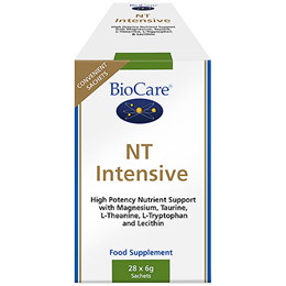 BioCare NT Intensive - High Potency Nutrient Support - 28 x 6g Sachets