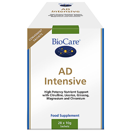 BioCare AD Intensive - High Potency Nutrient Support -28 x 10g Sachets