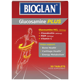 Bioglan Glucosamine Plus - 30 Tablets