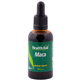 HealthAid Maca - Herbal Liquid - 50ml