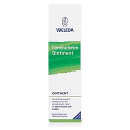 Weleda Dry Combudoron Ointment - For Burns & Scalds - 25g