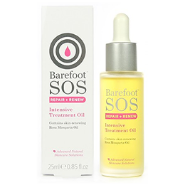 Barefoot SOS Repair and Renew - Intensive Treatment Oil - 25ml