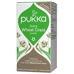 Pukka Organic Juicy Wheat Grass - 110g