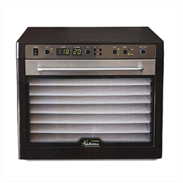 Tribest Sedona Combo Rawfood Dehydrator - Two Stage Sequential Timer