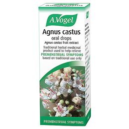 A Vogel Agnus Castus - Oral Drops - Premenstrual Symptoms - 50ml