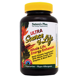 Natures Plus Ultra Source of Life - Energy Enhancer - 90 Tablets