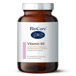 BioCare Vitamin B5 - 60 Vegicaps
