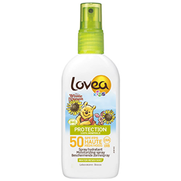 Lovea KIDS Protection - SPF 50 Moisturising Spray - 100ml