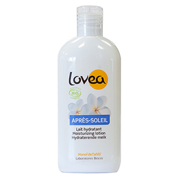 Lovea Moisturising After Sun Lotion - Face and Body - 125ml
