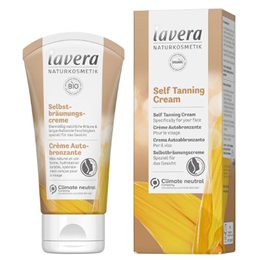 lavera Organic Self-Tanning Cream - 50ml