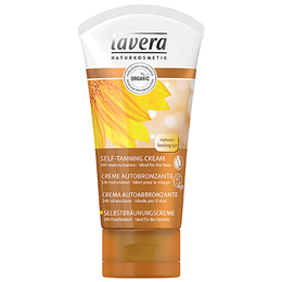 lavera Organic Self-Tanning Face Cream - 50ml