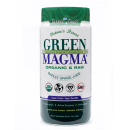 Green Magma Organic Barley Grass Juice - 150g Powder