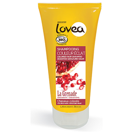 Lovea Pomegranate Shampoo - For Coloured Hair - 200ml