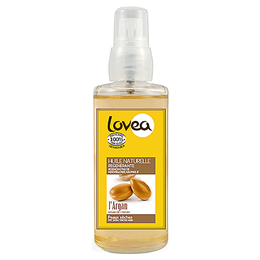 Lovea Regenerating Argan Oil - Face Body and Hair - 50ml