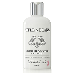 APPLE & BEARS Grapefruit & Seaweed Body Wash - 300ml