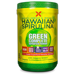 Nutrex Green Complete Superfood Powder with Hawaiian Spirulina - 190g