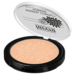 lavera Mineral Compact Powder in Honey 03 - 7g