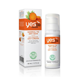 Yes To Carrots - Rich Moisture Day Cream - 50ml