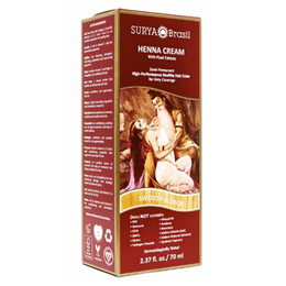Surya Brasil Henna Cream - Natural Hair Colouring -Swedish Blonde-70ml