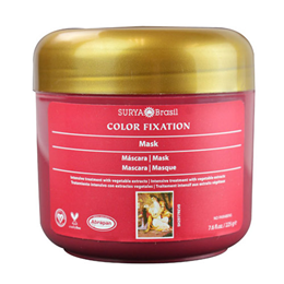 Surya Brasil Hair Mask - Colour Fixation - 225g