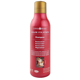Surya Brasil Restorative Shampoo - Colour Fixation - 250ml