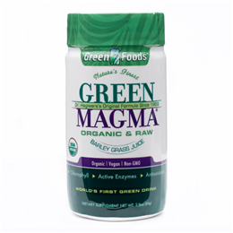 Green Magma Organic Barley Grass Juice - 80g Powder