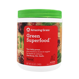 Amazing Grass Green Superfood Berry - 240g