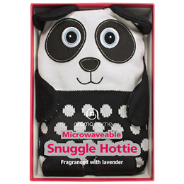 Aroma Home Knitted Panda Hottie