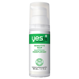 Yes To Cucumbers - Sensitive Skin Daily Calming Moisturiser -  50ml