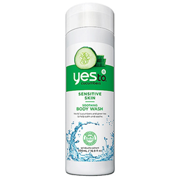 Yes To Cucumbers - Sensitive Skin Soothing Body Wash - 500ml
