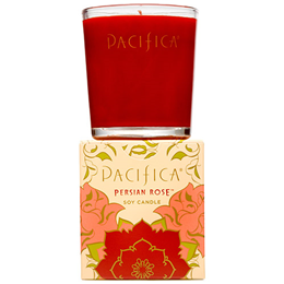 Pacifica Soy Candle Persian Rose - 160g