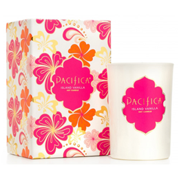 Pacifica Deluxe Edition Soy Candle Island Vanilla - 213g