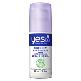 Yes To Blueberries - Fine Lines & Wrinkles Skin Repair Serum - 30ml