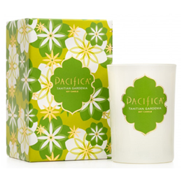 Pacifica Deluxe Edition Soy Candle Tahitian Gardenia - 213g