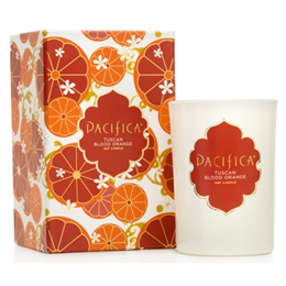 Pacifica Deluxe Edition Soy Candle Tuscan Blood Orange - 213g