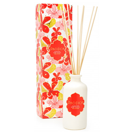 Pacifica Deluxe Edition Reed Diffuser Hawaiian Ruby Guava - 221ml