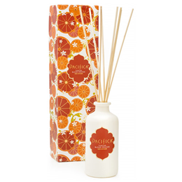 Pacifica Deluxe Edition Reed Diffuser Tuscan Blood Orange - 221ml