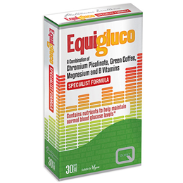 Quest EquiGluco - 30 Tablets