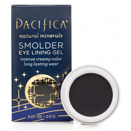 Pacifica Smolder Eye Lining Gel Midnight - 2g