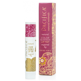 Pacifica Colour Quench Lip Tint Sugared Fig - 4.25g