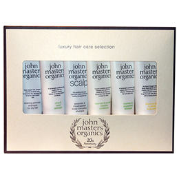 John Masters Organics - Luxury Hair Care Selection Gift Set