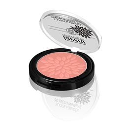 lavera So Fresh Mineral Rouge Powder - Charming Rose 01 - 5g