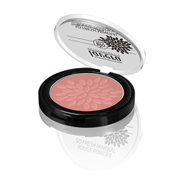 lavera So Fresh Mineral Rouge Powder - Plum Blossom 02 - 5g
