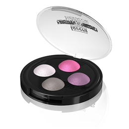 lavera Illuminating Eyeshadow Quattro - Lavender Couture 02 - 4 x 0.5g